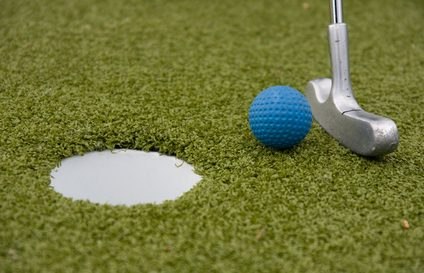 Golf - Minigolf